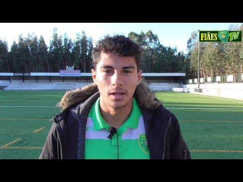 Flash Interview: UD Mourisquense x Fiães SC - Fiães TV