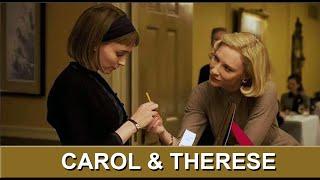 CAROL & THERESE – (Carol) – On & On
