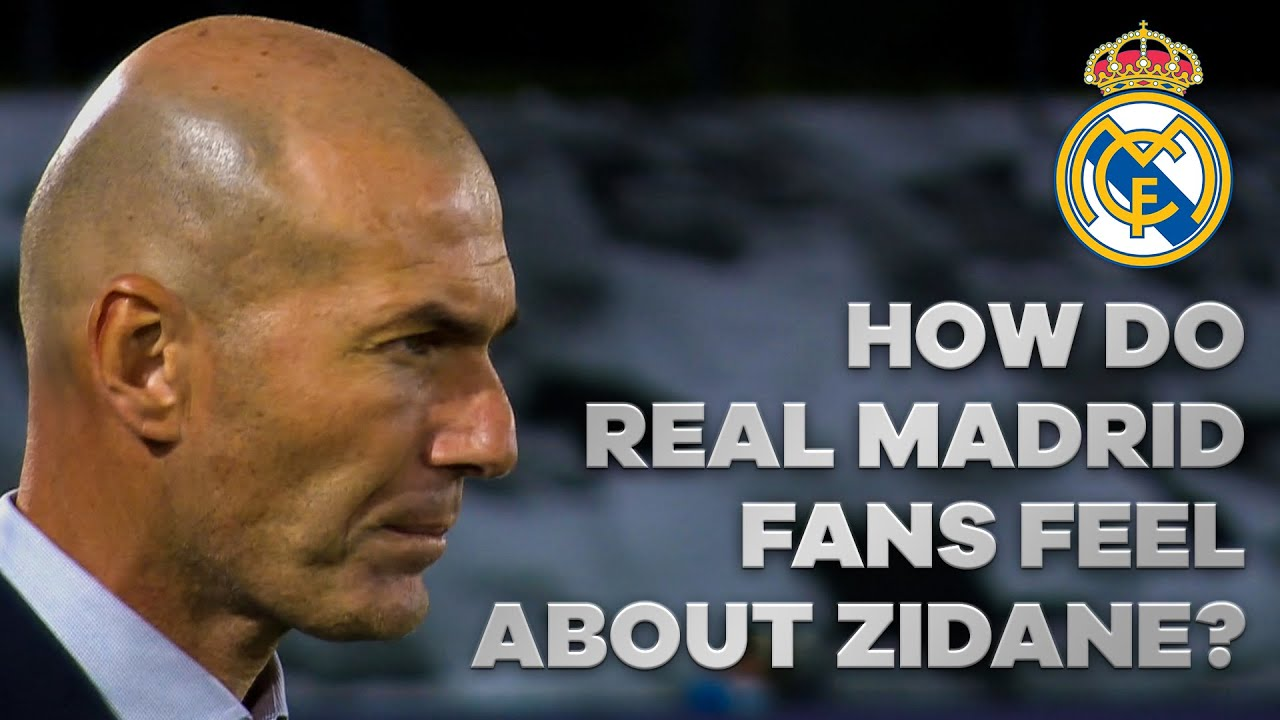 How do Real Madrid fans feel about Zidane? | UCL on CBS Sports