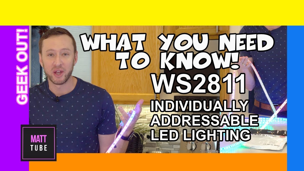 Getting Started with Individually Addressable LED Strips - Everything You  Need to Know!