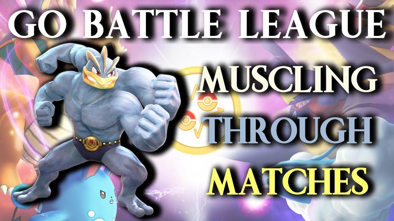 GO Battle League: Shadow Machamp Punches Through The Meta