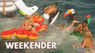 Boat Party: Inflatable Sea Party | Weekender