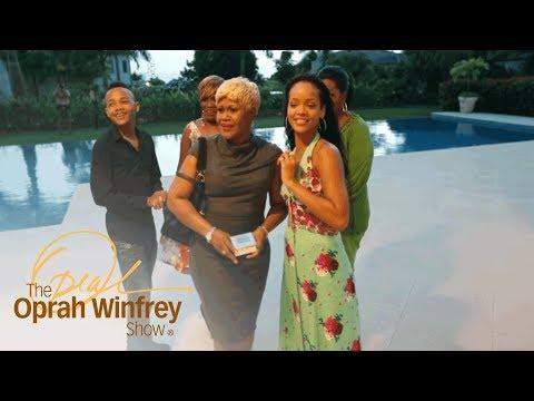 Rihanna Gives Her Mother the Surprise of a Lifetime   The Oprah Winfrey Show   Oprah Winfrey Network