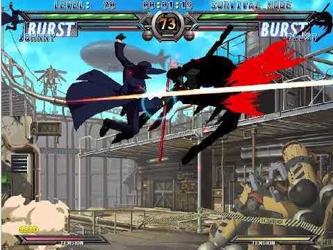 Game Guilty Gear X2: JOHNNY |
