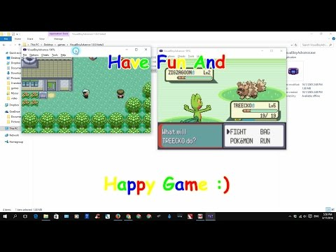 How To Play VBA Emulator With A Friend On One Computer