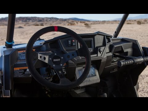 Grant 69600 UTV and Side-by-Side Suede Series Steering Wheel with Quick Release Installation Kit,1 Pack