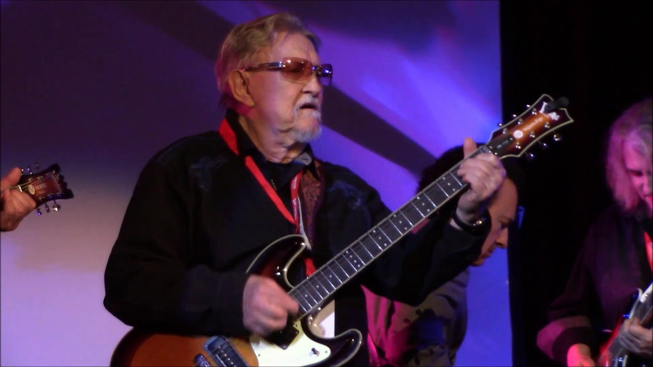 Don Wilson of THE VENTURES Performing June 3, 2018 - 2 of 2 - YouTube