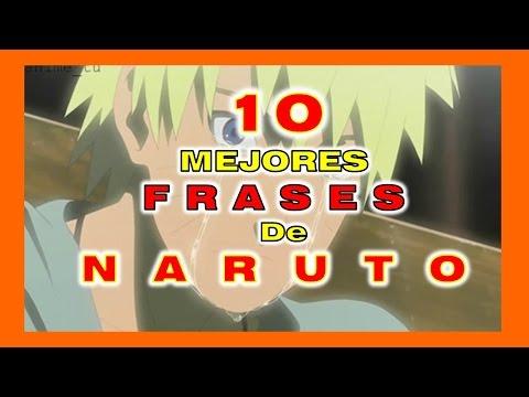 TOP 10 FRASES CÉLEBRES de NARUTO | Yari San