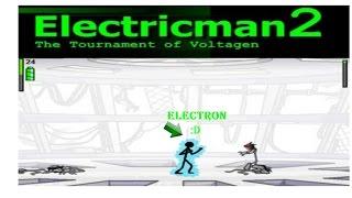 ELECTRON mi mejor amigo ¡¡ELECTRICMAN 2¡¡¡¡