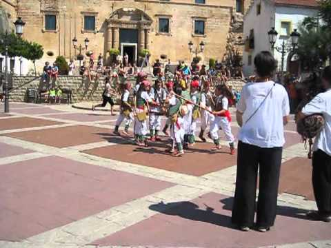 Ball de Pastorets Quim Carranza i Cristina Boixadera