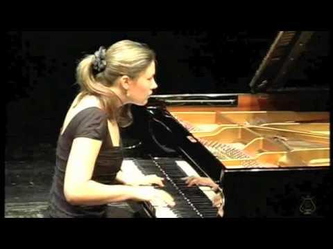 Olga Jegunova in Hamburg (2/4): F. Schubert - Four Impromtus D. 899 (op. 90)