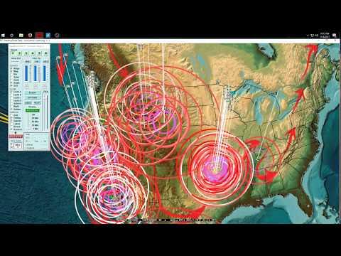 11/08/2017 -- EAST COAST USA Earthquake + West coast in motion -- Major Pacific Earthquake due soon