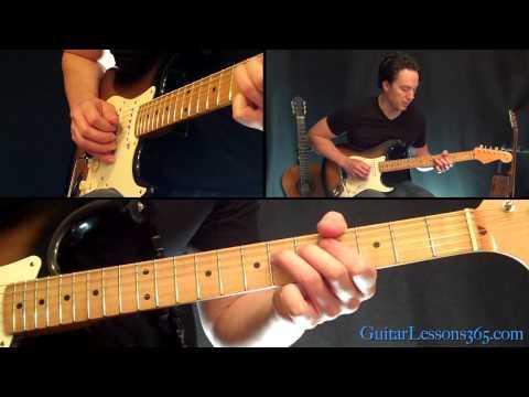 Peace Of Mind Guitar Lesson - Boston - Famous Riffs