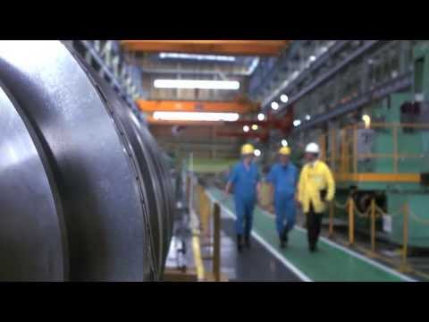 Power Generation -- Sandvik Coromant & Japanese customer Fuji Electric
