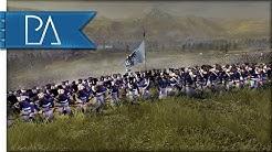BATTLE OF TACTICS: UPHILL BATTLE - Napoleon Total War Gameplay