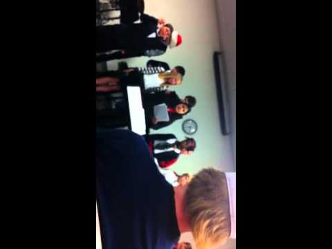 Vienticinco de dicimbre hallmark charter choir concert