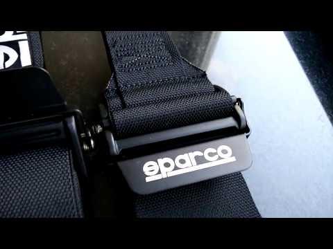Sparco 6PT HANS Endurance Harnesses