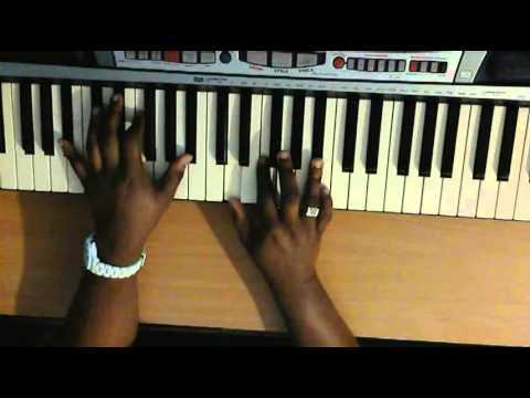 Ndot Tutorials -- Tupac - I Ain't Mad At Cha (Piano Tutorial)