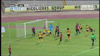 karmiotissa 0 1 ael highlights