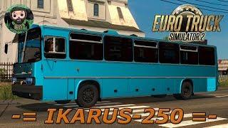 Euro Truck Simulator 2 : IKARUS-250 59 Edited