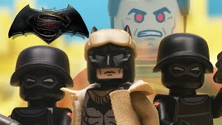 Lego Knightmare Batman v Superman Soldiers