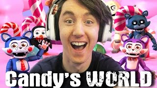 THIS IS AWESOME! | Five Nights at Candy