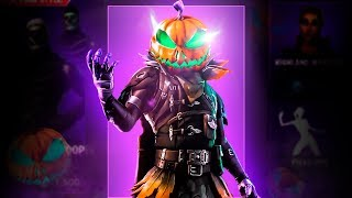 FORTNITE'S NEW BEST SKIN? *AMAZING SKIN HALLOWEEN*