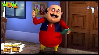 Motu Patlu New Episode  Cartoons  Kids TV Shows  Motu Ki Bachat  Wow Kidz