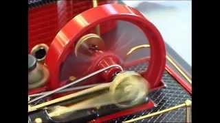 Wilesco Dampfmaschinenproduktion