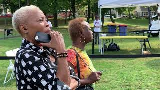 Sights and sounds from the African American Arts and Music Festival