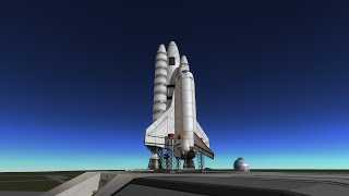 KSP STS-1 Space Shuttle Intrepid