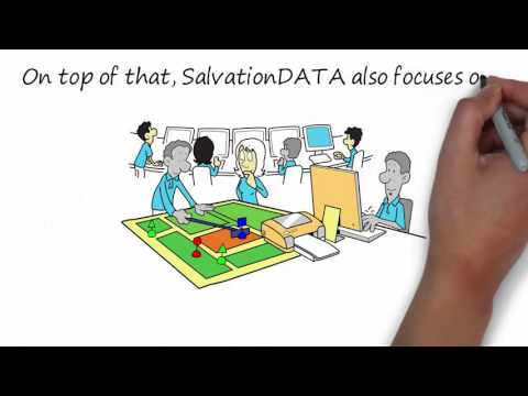 Get to Know SalvationDATA Before Techno Security & Digital Forensics Conference