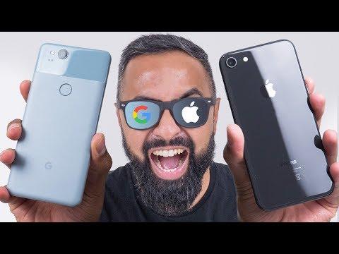 Download Youtube: Google Pixel 2 vs iPhone 8