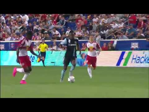 David Accam #11 Highlights