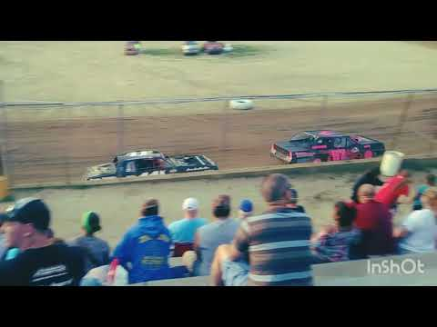 Street stock Heat race #2 butler motor speedway 7/28/18