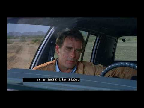 """Half a Boy's Life"" scene / Harry Dean Stanton in Paris, Texas"