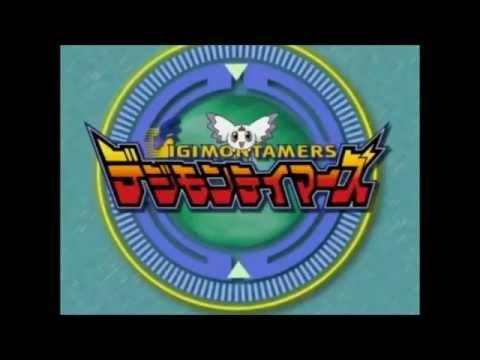 Digimon tamers opening karaoke