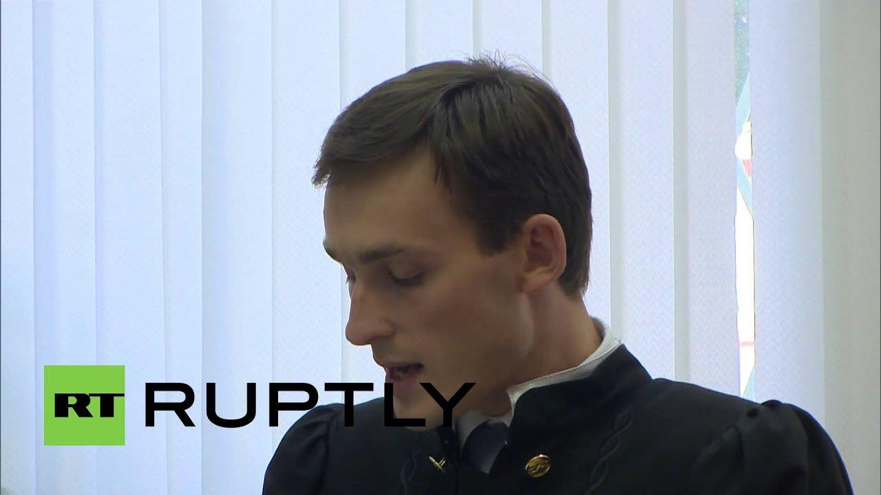 The court decided on the parole Vasilieva 25.08.2015