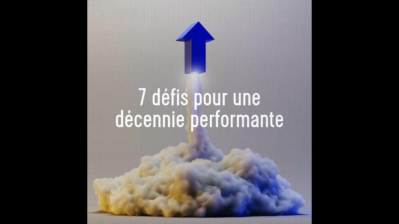PRESENTATION 7 DEFIS DES ENTREPRISES DE LA DECENNIE 2020-2030 POUR ETRE PERFORMANT