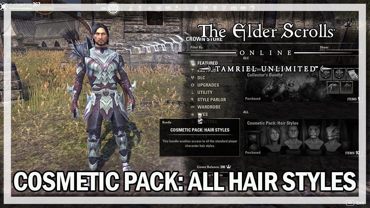 Hair Styles Online: All Cosmetic Pack Hair Styles