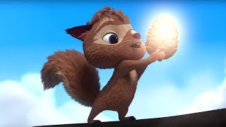Лео и Тиг - Тайна сгоревшего леса - 23-я серия - мультфильм о жителях тайги