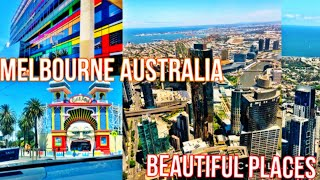 Melbourne Australia. Some Beautiful places to visit in Melbourne
