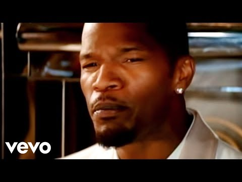 Jamie Foxx - Unpredictable (Video) ft. Ludacris