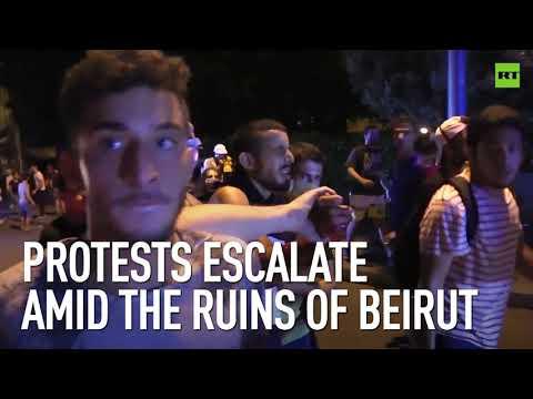 Protests escalate amid