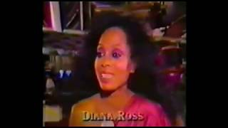 Diana Ross' Interview And VIP's Comments On Concert At RCMH   New York