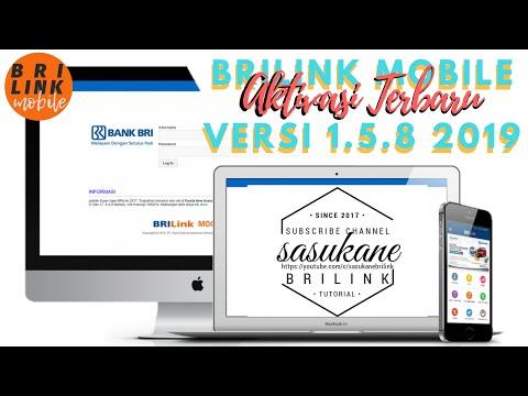 Cara Aktivasi BRILink Mobile Terbaru 2019 ( V.1.5.8)