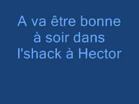 L'Shack à Hector - Les Cowboys Fringuants paroles