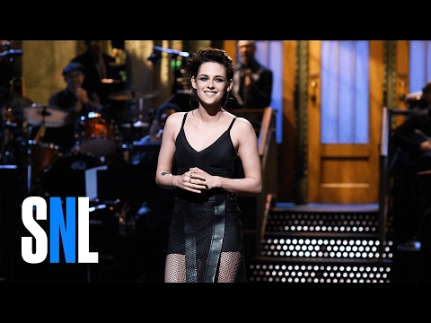 Kristen Stewart Monologue  SNL