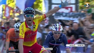Mondiaux de Cyclisme : Alejandro Valverde champion du monde, devant Romain Bardet