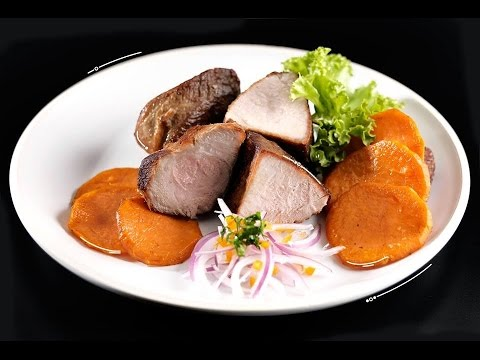 Chicharrón de Chancho, receta Peruana (Peruvian Dish ...